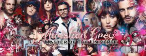 Portada  Christian Grey: Master of the Universe by Arleth2000