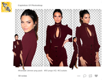 Kendall Jenner #21 by iCrystals