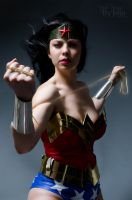Wonder Woman - To be Strong by YourMojoByJojo