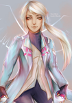 Team Mystic: Blanche by Helenoodle