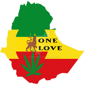 One Love by whaiftees