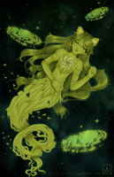 Homestuck - Space of Tears by Blue--Rosa