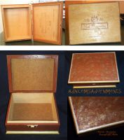 ReInvented Cigar Box by RavingEagleMedia