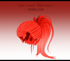 Cul-Like Ponytail [ DOWNLOAD ] by Aia-Aria