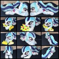 MLP Sonata Beanie Plushie with magnetic tacos by RubioWolf