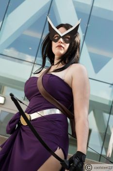 Kate Bishop (Hawkingbird) 2 by Revivi