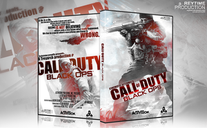 Call of Duty Black Ops by reytime