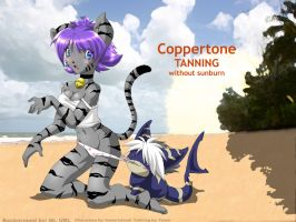 COPPERTONE... LOL... by mrurl42