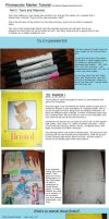 Prismacolor Tutorial: Part I by Kataoi