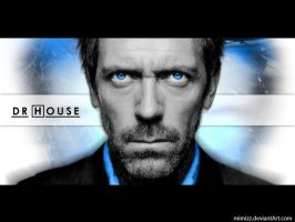 Dr House Wallpaper by mimizz