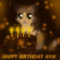 Happy Birthday Ava! by RiverSpirit456