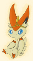 Victini King by Novern