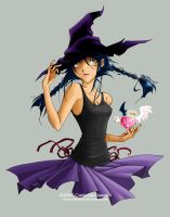 Witch by Cientifica