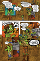 The Tale of Blood and Numbers-Pugilistic Pain 05 by killer-kay-james