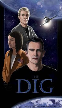 The Dig Lucasarts fanart by Lasthielli