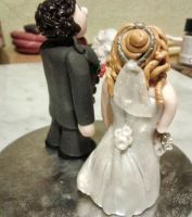 Wedding Toppers - Polymer Clay 4 by tyney123