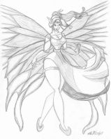 Fairy Queen by ArchangelDreadnought