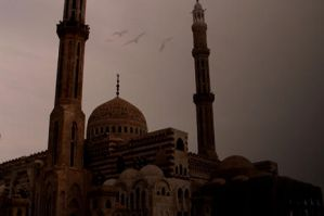 .mosque. by zhara09