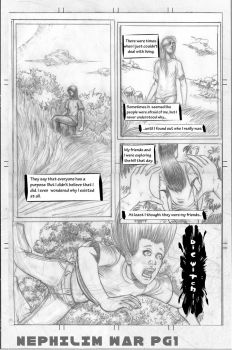 Nephilim War Pilot - Page 1 by grey-cain