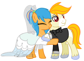 Collab: Shipping is Magic by iPandacakes