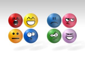 Emoticon Stress Balls Complete Set by DeviantArtGear