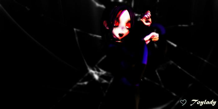[MMD]Kawaii_ Demonic Toylady by Toylady
