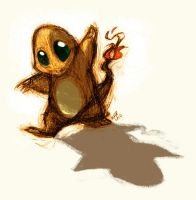 Charmander by sketchinthoughts