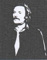Julian Barratt by ladyconniver