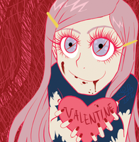Valentine-Distorted by ColorMyMemory