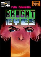 Bright Eyes web comic cover by PeterPalmiotti