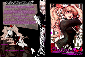 Danganronpa Cover by AiLawliet