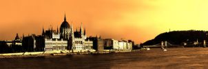 Budapest panorama 01 by grunner