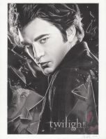 Edward Cullen by mhprice