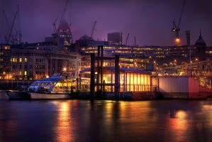 Thames Clipper by fbuk