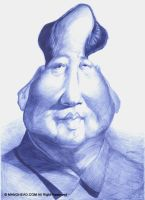 Mao Tse Tung by manohead