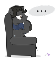 Benedict Cumberbrony Contemplates by dm29