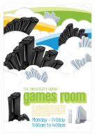 games_room Poster by kenji2030