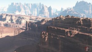 Canyon by BoBdoni