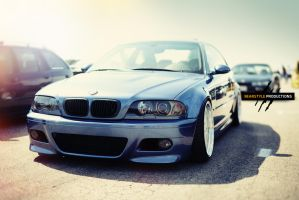 BMW M3 E46 #1 by B3ARStyLE