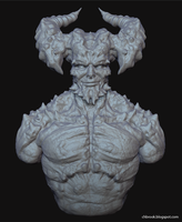 Daily Sculpt 13 by TheGuidance