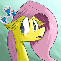 Small Yellow Facegirl by astarothathros