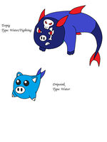 Dripoink and Torpig by King-Codrian-Drasil