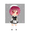 Free! Maid Rin by SarsBot