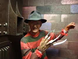One, Two, Freddy's coming for you! by vale4u