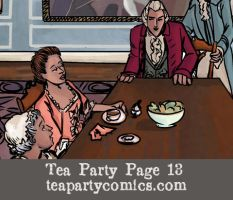Tea Party: An American Story, Page 13 by Theamat