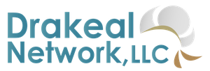 Drakeal Network LLC. logo 1 by EthanPow