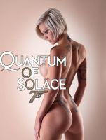 A QUANTUM OF SOLACE 007= by 007desires