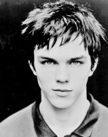 Nicholas Hoult. by Hunterenchanted