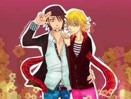 Tiger and Bunny - The Beginning by NatsyLove