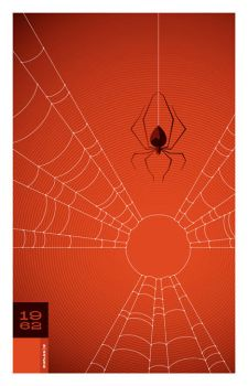 1962spider print by strongstuff
